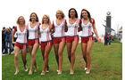 Grid Girls 24h Nürburgring 2011