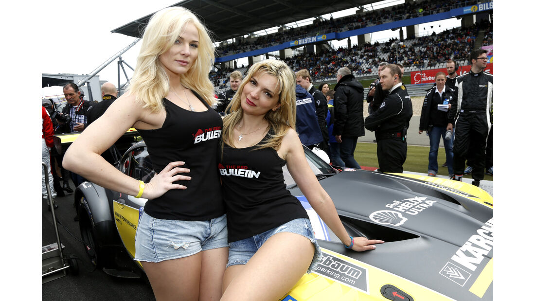 Grid Girls - 24h Nürburgring 2015