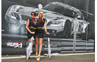 Grid Girls, 24h-Rennen Nürburgring 2013