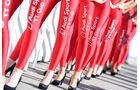 Grid Girls - Audi TT Cup - Zandvoort 2016