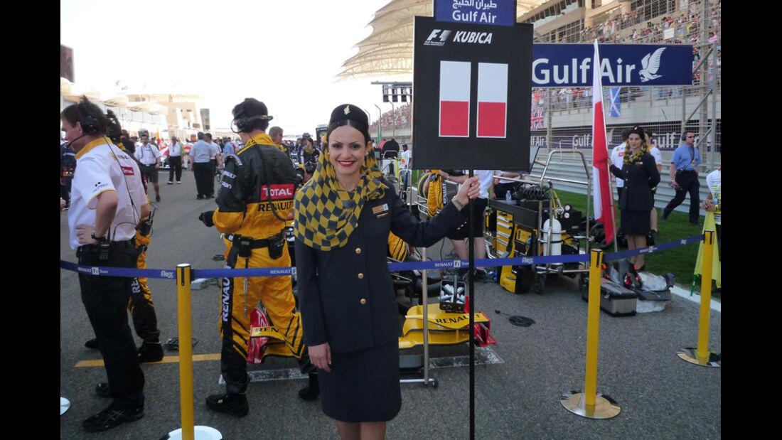 Grid Girls Bahrain