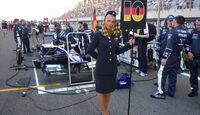 Grid Girls Bahrain