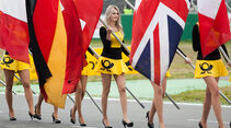 Grid Girls - DTM - Hockenheim 2017