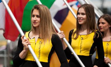 Grid Girls - DTM - Hockenheim 2017