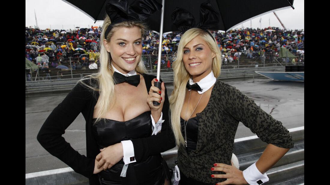 Grid Girls DTM Norisring 2011