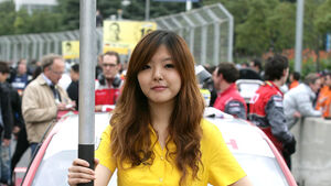 Grid Girls DTM Shanghai 2010