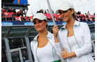 Grid Girls - Formel 1 - GP Australien 2014
