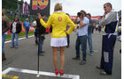 Grid Girls - Formel 1 - GP Belgien 2011
