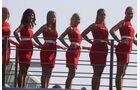 Grid Girls - Formel 1 - GP Italien - 08. September 2012