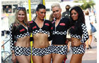 Grid Girls Formel 1 GP Monaco 2011