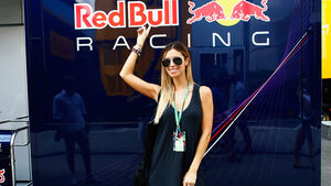 Grid Girls - Formel 1 - GP Ungarn 2013