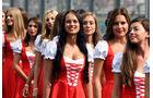 Grid Girls - Formel 1 - GP Ungarn - 2016