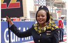 Grid Girls GP Bahrain 2012