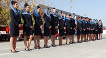Grid Girls - GP Bahrain 2015