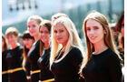 Grid Girls - GP Belgien 2016