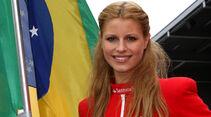 Grid Girls - GP Deutschland 2011 - Nürburgring