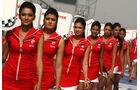 Grid Girls - GP Indien 2024