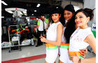 Grid Girls - GP Indien 2026