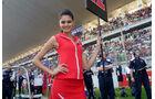 Grid Girls - GP Indien 2032