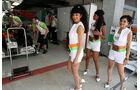 Grid Girls - GP Indien 2037