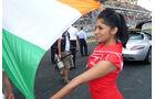 Grid Girls - GP Indien 2039