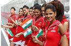 Grid Girls - GP Indien 2049