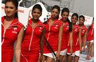 Grid Girls - GP Indien 2051