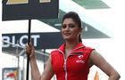 Grid Girls - GP Indien 2052