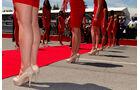 Grid Girls GP Kanada 2012 Formel 1 Montreal