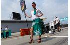 Grid Girls - GP Malaysia 2014 - Formel 23
