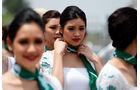 Grid Girls - GP Malaysia 2014 - Formel 25