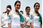 Grid Girls - GP Malaysia 2014 - Formel 34