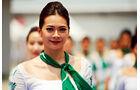 Grid Girls - GP Malaysia 2014 - Formel 38