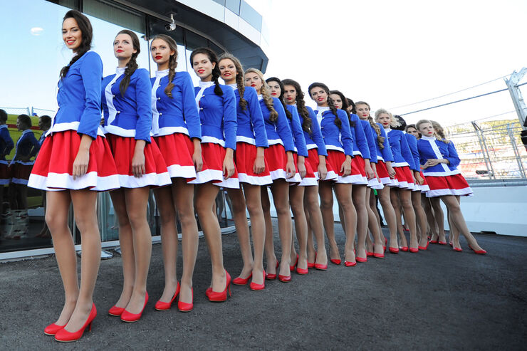russland girls