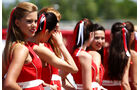 Grid Girls GP Spanien 2011