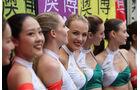 Grid Girls - Macau Grand Prix 2017