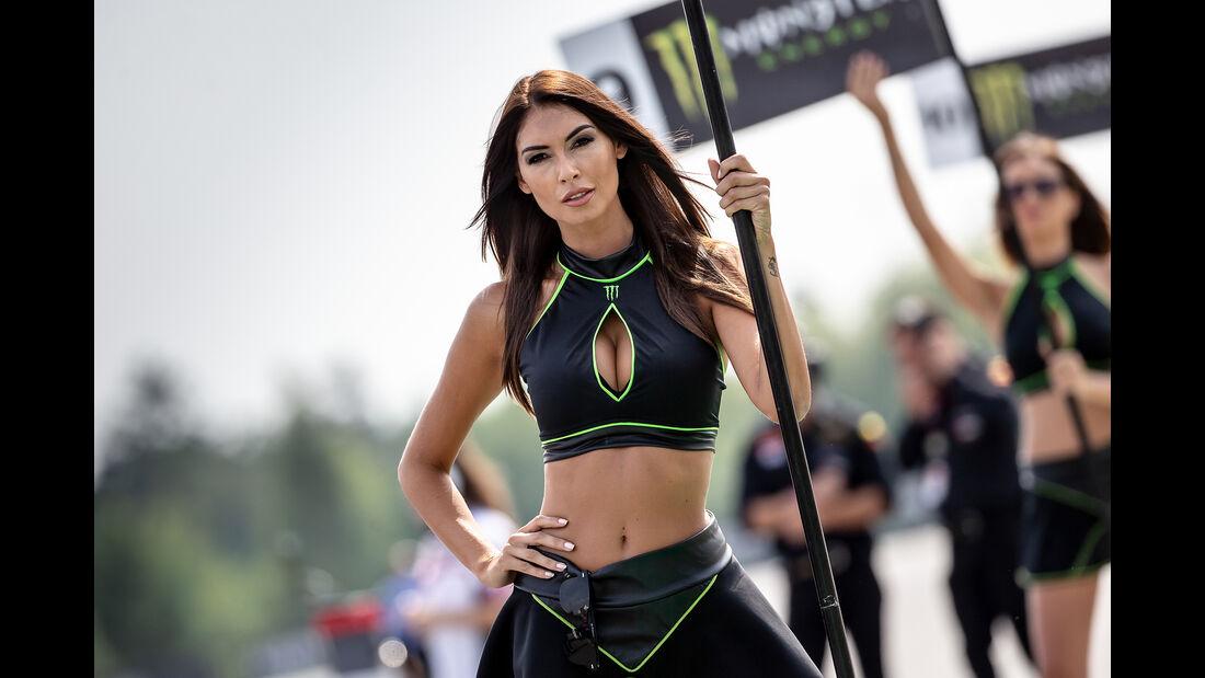 Grid Girls - MotoGP 2018