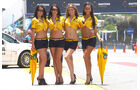 Grid Girls Superstars International Series Kyalami 2011