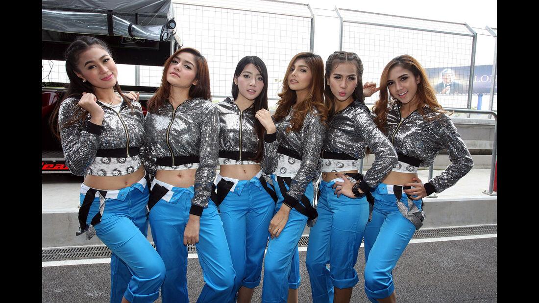 Grid Girls - TCR-Serie - Thailand