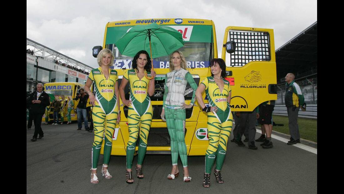 Grid Girls Truck GP 2010