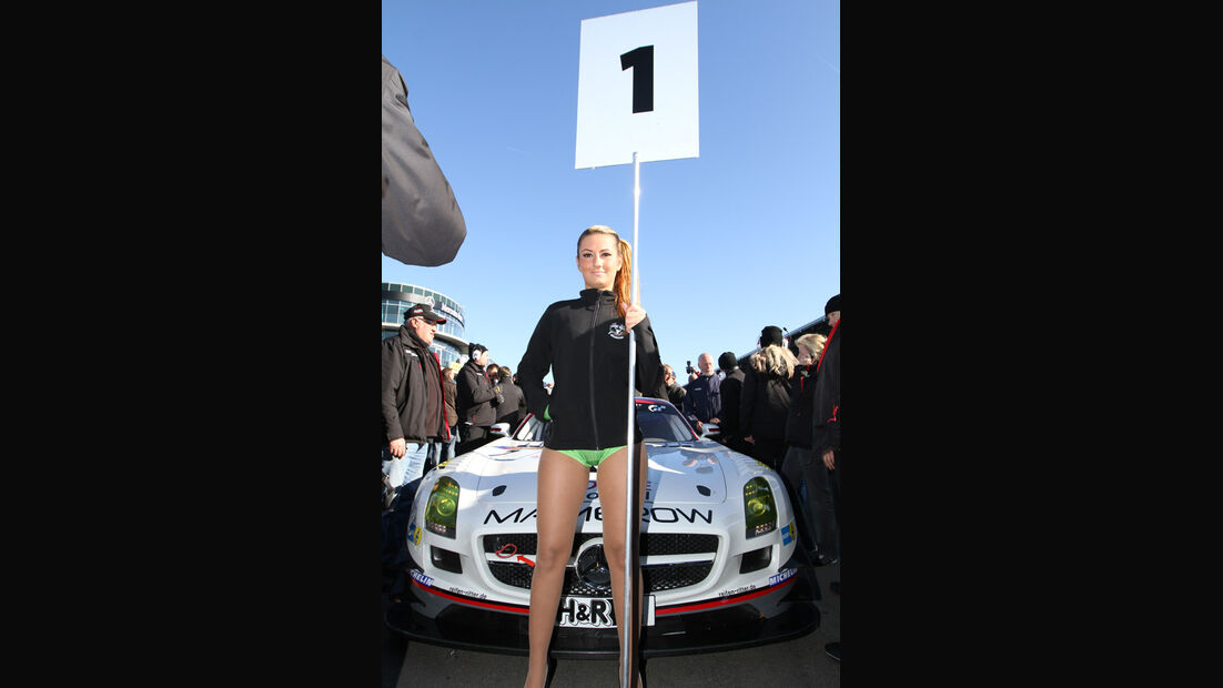 Grid Girls, VLN, Langstreckenmeisterschaft, Nürburgring
