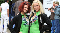 Grid-Girls VLN Langstreckenmeisterschaft Nürburgring
