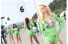 Grid-Girls, VLN Langstreckenmeisterschaft Nürburgring