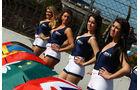Grid Girls WTCC Curitiba 2012