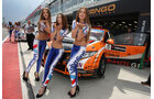 Grid Girls - WTCC - Moskau 2013