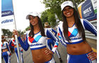 Grid Girls WTCC Porto 2011