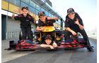 Grid Kids - Formel 1 - GP Australien 2018 - Melbourne