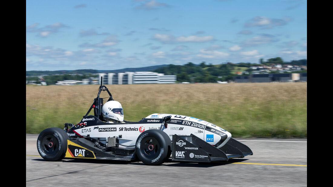 Grimsel Weltrekord Beschleunigung Elektroauto