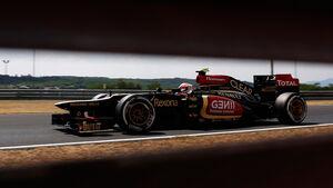 Grosjean - GP Ungarn 2013