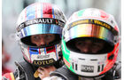 Grosjean & Perez - Formel 1 - GP USA - 16. November 2013